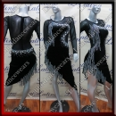 LATIN SALSA COMPETITION DRESS LDW (AL77)