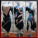 LATIN SALSA COMPETITION DRESS LDW (AL78)