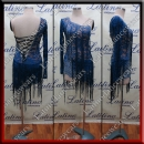 LATIN SALSA COMPETITION DRESS LDW (AL80)
