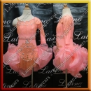 JUNIOR LATIN SALSA COMPETITION DRESS LDW (LKLT1143)
