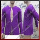 MAN LATIN SALSA SHIRT LDW (B376)