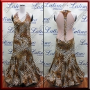 BALLROOM COMPETITION DRESS LDW (SS112)