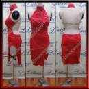 LATIN SALSA COMPETITION DRESS LDW (VL363A)