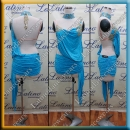 LATIN SALSA COMPETITION DRESS LDW (LS365)
