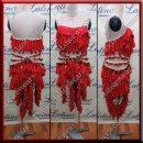 LATIN SALSA COMPETITION DRESS LDW (LT1181)