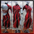LATIN SALSA COMPETITION DRESS LDW (VL596)