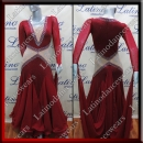 BALLROOM COMPETITION DRESS LDW (VS137)