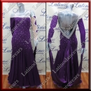 BALLROOM COMPETITION DRESS LDW (VS138)