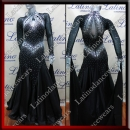 BALLROOM COMPETITION DRESS LDW (VS140)