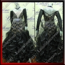 BALLROOM COMPETITION DRESS LDW (VS144)