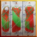 JUNIOR LATIN SALSA COMPETITION DRESS LDW (LK57)