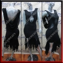 LATIN SALSA COMPETITION DRESS LDW (LT1188)