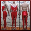 LATIN SALSA COMPETITION CATSUIT LDW (LT1194)