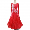 BALLROOM COMPETITION DRESS LDW (ST324)