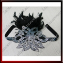 WOMAN LATIN SALSA BALLROOM HEAD BAND (HEA5)