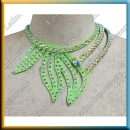 WOMAN LATIN SALSA BALLROOM NECKLACE (NEC13)