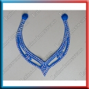 WOMAN LATIN SALSA BALLROOM NECKLACE (NEC17B)