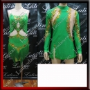 LATIN SALSA COMPETITION FOR COUPLE DRESS-SHIRT LDW (LT1123A/B366B)