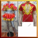 LATIN SALSA COMPETITION FOR COUPLE DRESS-SHIRT LDW (LT1124/B361)