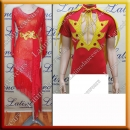 LATIN SALSA COMPETITION FOR COUPLE DRESS-SHIRT LDW (LT1159/B361)