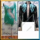LATIN SALSA COMPETITION FOR COUPLE DRESS-SHIRT LDW (VL567/B303B)