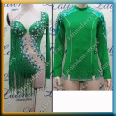 LATIN SALSA COMPETITION FOR COUPLE DRESS-SHIRT LDW (VL567A/B313A)