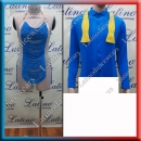 LATIN SALSA COMPETITION FOR COUPLE DRESS-SHIRT LDW (VL578/B355)