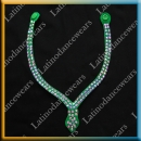 WOMAN LATIN SALSA BALLROOM NECKLACE (NEC25)