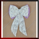 WOMAN LATIN SALSA BALLROOM HAIR BOW (JE27)