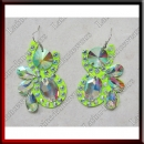 WOMAN LATIN SALSA BALLROOM EARRINGS (EA3)