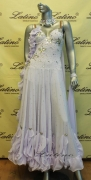 BALLROOM COMPETITION DRESS LDW (SS7B) only on sale on latinodancewears.com