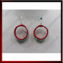 WOMAN LATIN SALSA BALLROOM EARRINGS (EA4)