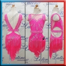 JUNIOR LATIN SALSA COMPETITION DRESS LDW (LK59)