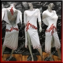 LATIN SALSA COMPETITION DRESS LDW (VL470A)