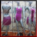 LATIN SALSA COMPETITION DRESS LDW (VL578A)