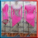 LATIN SALSA COMPETITION DRESS LDW (LS251C)