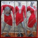 LATIN SALSA COMPETITION DRESS LDW (LT1200)