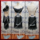 LATIN SALSA COMPETITION DRESS LDW (LT1196)