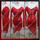 LATIN SALSA COMPETITION DRESS LDW (LS371)