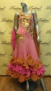BALLROOM COMPETITION DRESS LDW (SS10) only on sale on latinodancewears.com