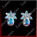 WOMAN LATIN SALSA BALLROOM EARRINGS (EA6)