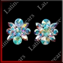 WOMAN LATIN SALSA BALLROOM EARRINGS (EA15)