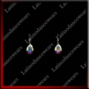 WOMAN LATIN SALSA BALLROOM EARRINGS (EA16)