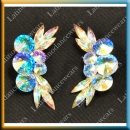WOMAN LATIN SALSA BALLROOM EARRINGS (EA21)
