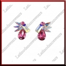 WOMAN LATIN SALSA BALLROOM EARRINGS (EA23)