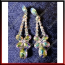 WOMAN LATIN SALSA BALLROOM EARRINGS (EA24)