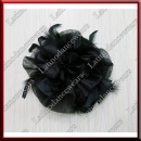 WOMAN LATIN SALSA BALLROOM HAIR PIECE (JE38)