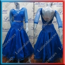 BALLROOM COMPETITION DRESS LDW (ST329)