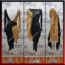 LATIN SALSA COMPETITION DRESS LDW (LT1210)