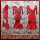 LATIN SALSA COMPETITION DRESS LDW (LT1212)
